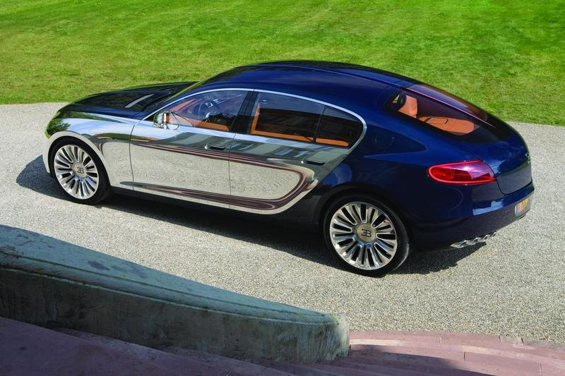 2020 Bugatti Galibier High Resolution Exterior - image 415624