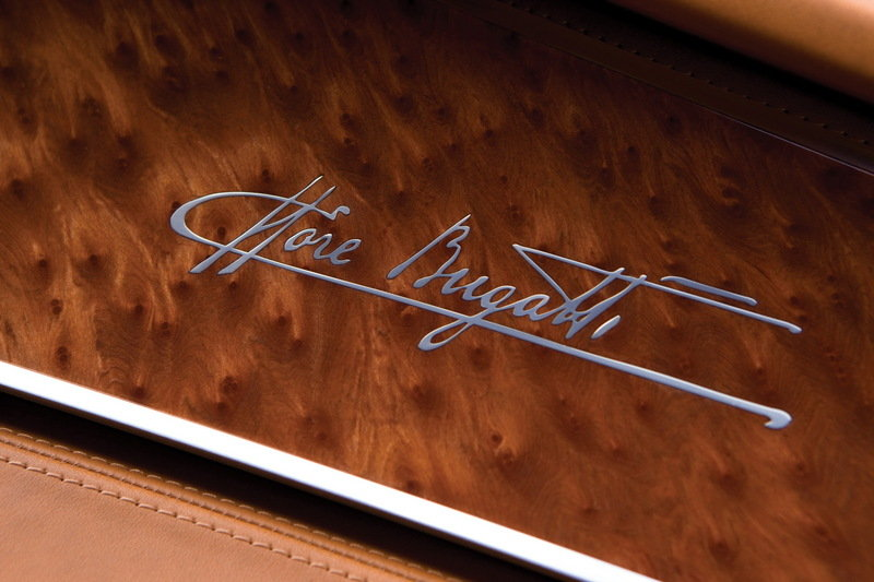 2020 Bugatti Galibier Emblems and Logo Interior - image 415603