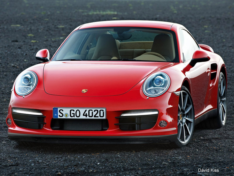 2013 Porsche 911 Turbo wallpaper image