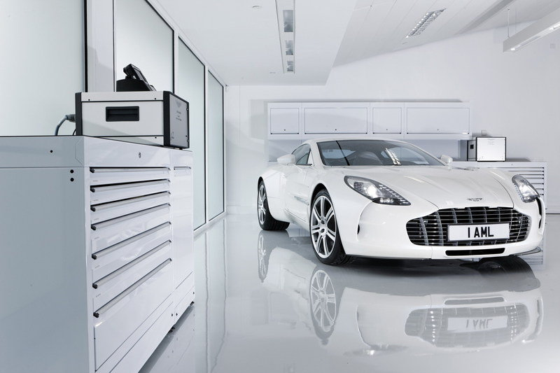 National Geographic Megafactories features Aston Martin One-77 in Season Opener