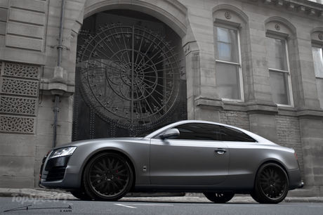 Audi A5 Coupe by Project Kahn