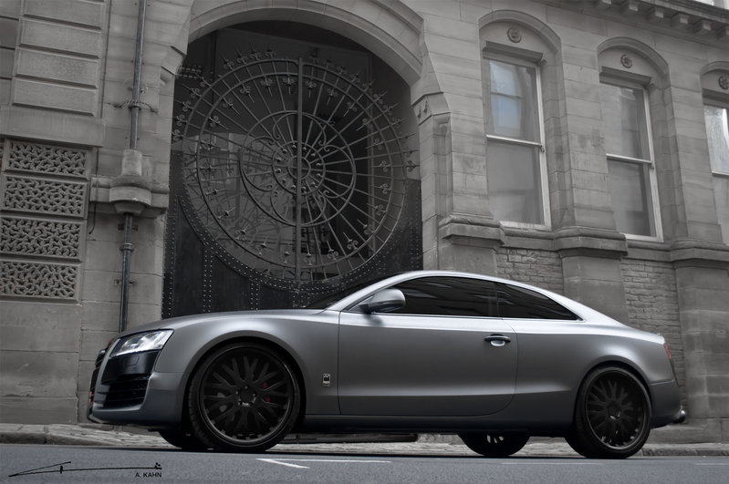 2011 Audi A5 Coupe by Project Kahn