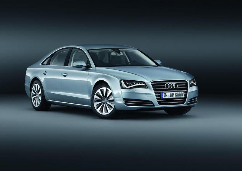 2012 Audi A8 Hybrid High Resolution Exterior - image 417088