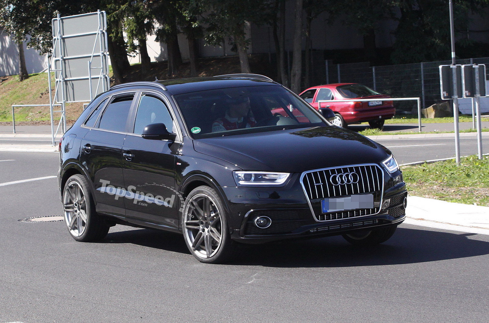 2013 Audi Q3 S/RS | Top Speed