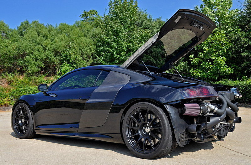 2011 Audi R8 Twin-Turbo By Underground Racing | Top Speed