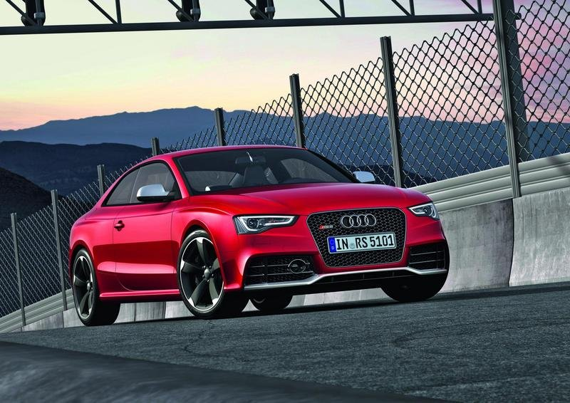 Audi Rs5 News And Reviews Top Speed