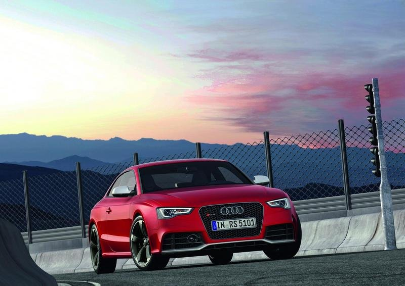 2012 Audi RS5 High Resolution Exterior - image 416828