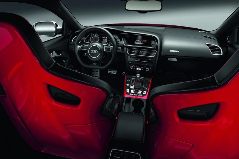 2012 Audi RS5 High Resolution Interior - image 416837