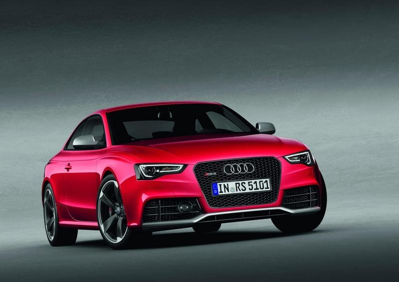 2012 Audi RS5 High Resolution Exterior - image 416817