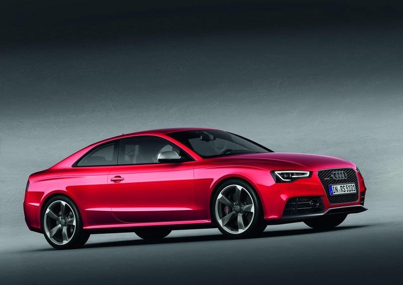 2012 Audi RS5 High Resolution Exterior - image 416819