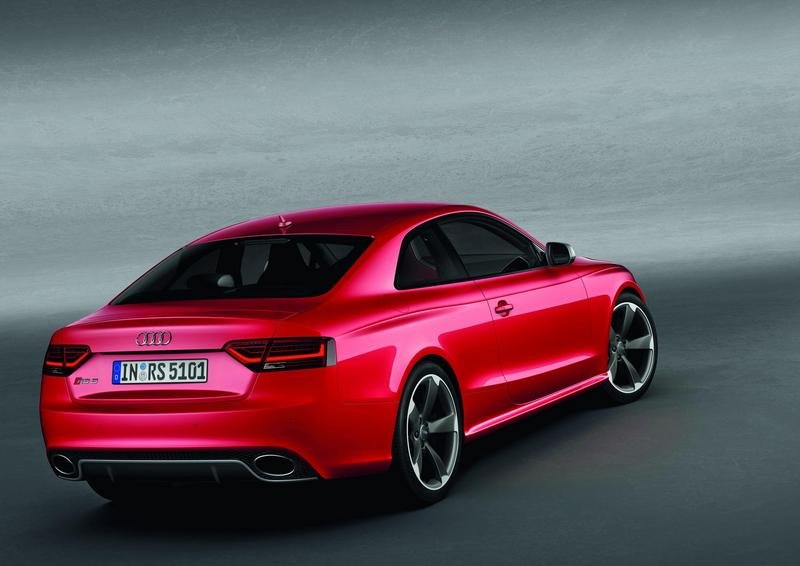 2012 Audi RS5 High Resolution Exterior - image 416820