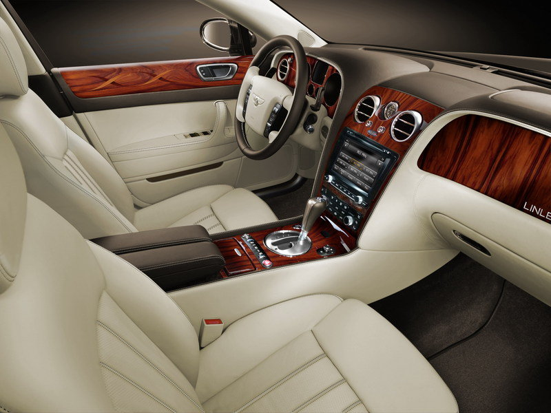 2011 Bentley Continental Flying Spur Linley Limited Edition