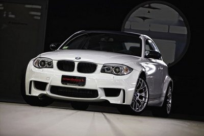 2012 BMW 1-Series M Coupe by Romeo Ferraris