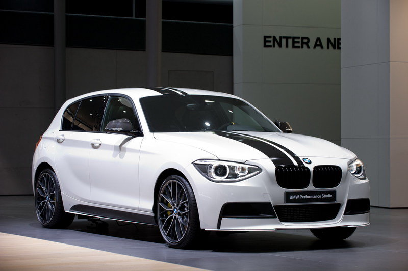 2012 BMW 1-Series Performance Accessories