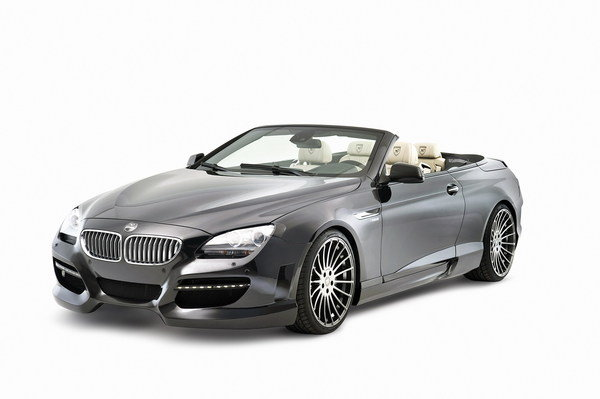 bmw 6-series convertible by hamann picture