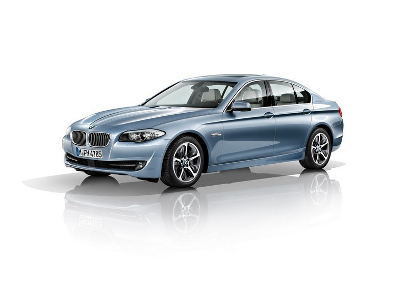 2012 BMW ActiveHybrid 5 High Resolution Exterior Wallpaper quality - image 418868