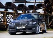 BMW D5 Bi-Turbo by Alpina