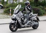 BMW Scooter Spied Testing - image 415634