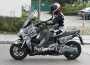 BMW Scooter Spied Testing - image 415635