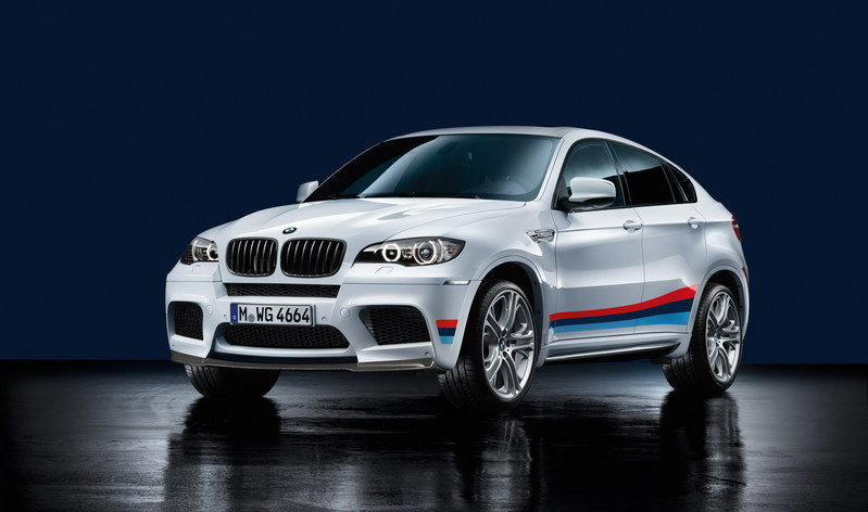 2012 BMW X6M Performance Edition