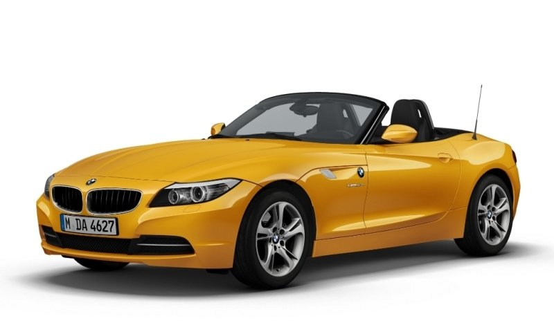 2012 BMW Z4 sDrive23i Flame Edition