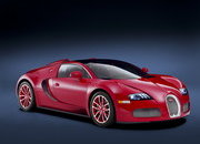 Bugatti Veyron Grand Sport Red Edition