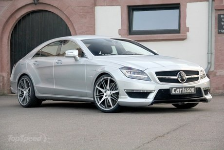 Mercedes CK63 RS by Carlsson