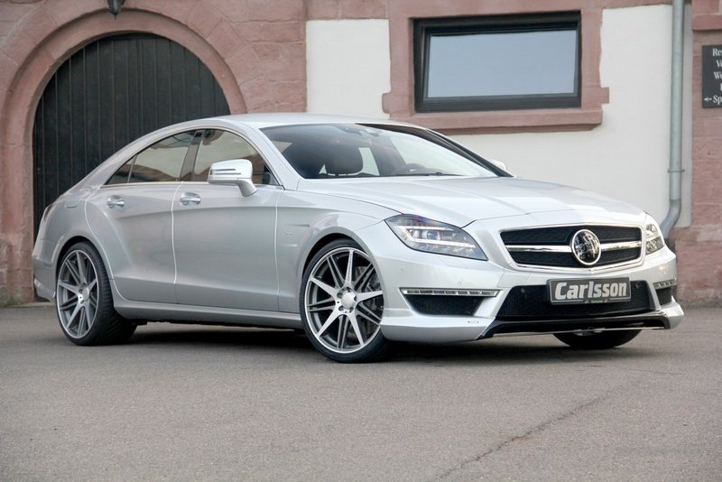 2012 Mercedes CK63 RS by Carlsson
