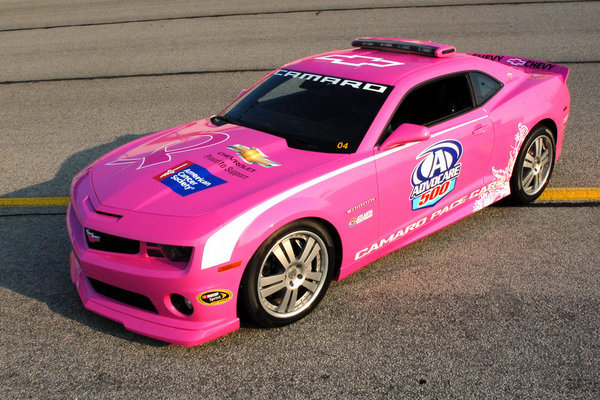 Used Cars Atlanta >> 2011 Chevrolet Camaro SS NASCAR Pace Car Review - Top Speed