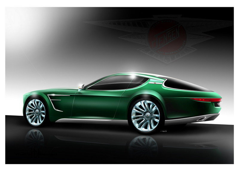 CPP Global to build the new Jensen Interceptor
