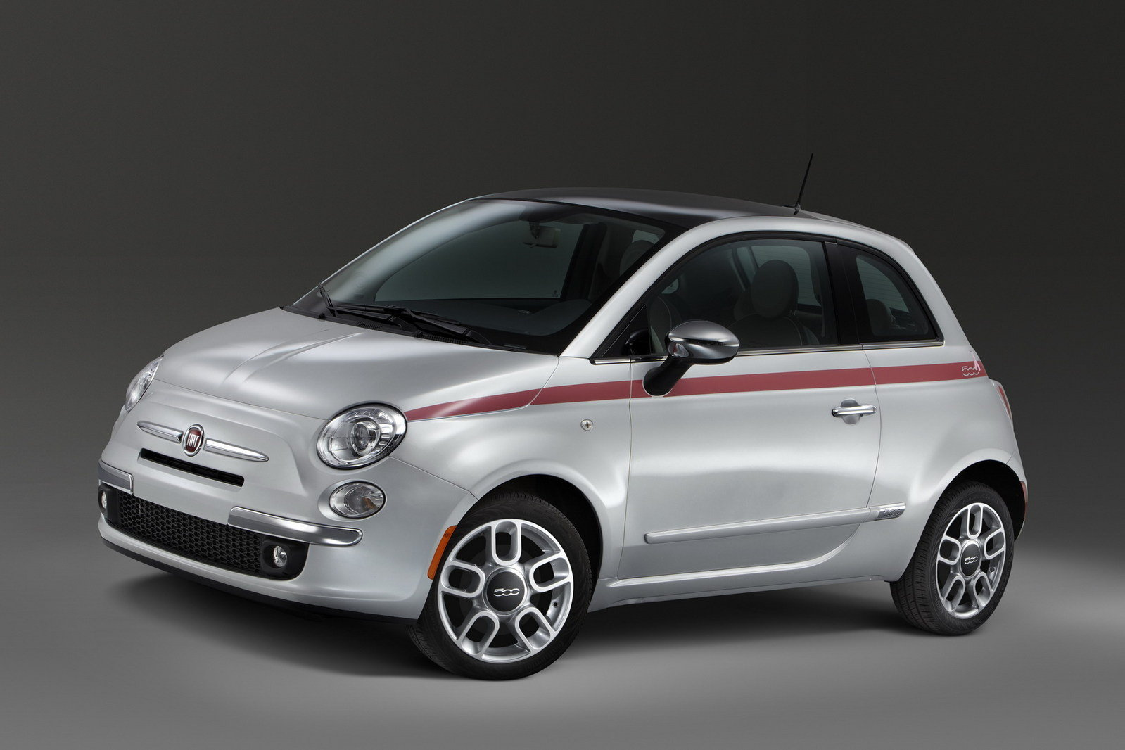 2011 fiat 500 pink ribbon edition dark cars wallpapers. Black Bedroom Furniture Sets. Home Design Ideas