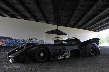 Batmobile by Putsch Racing