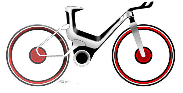 2011 ford e-bike concept picture
