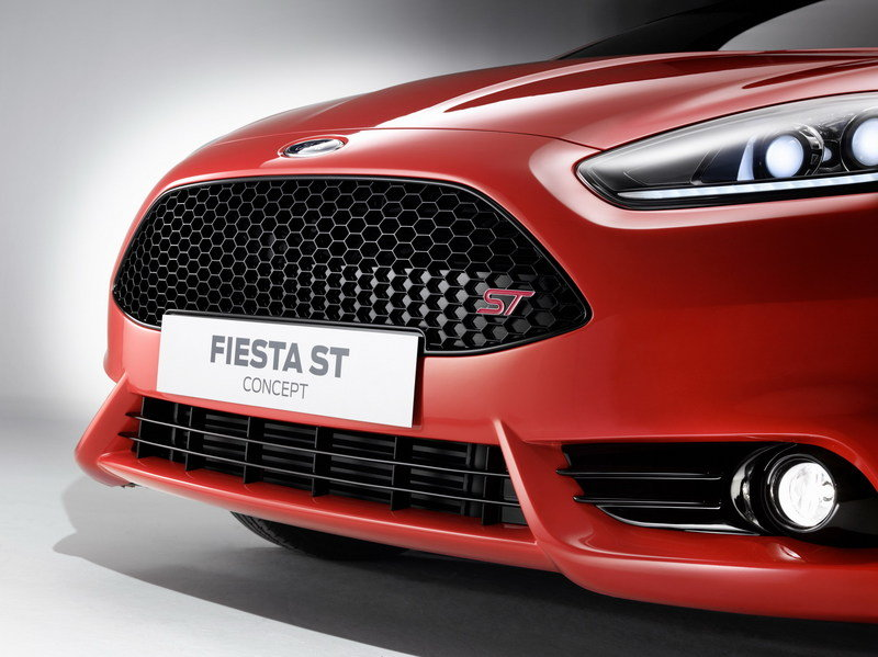 2012 Ford Fiesta ST Exterior - image 416422