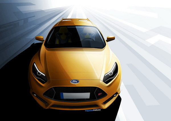 2012 ford focus st car review top speed. Black Bedroom Furniture Sets. Home Design Ideas