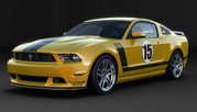 Ford Mustang Boss 302 Laguna Seca 'School Bus Yellow' Edition