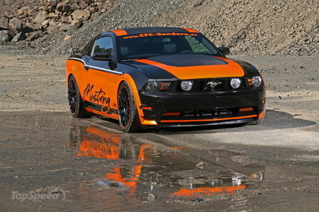Ford Mustang by Design-World