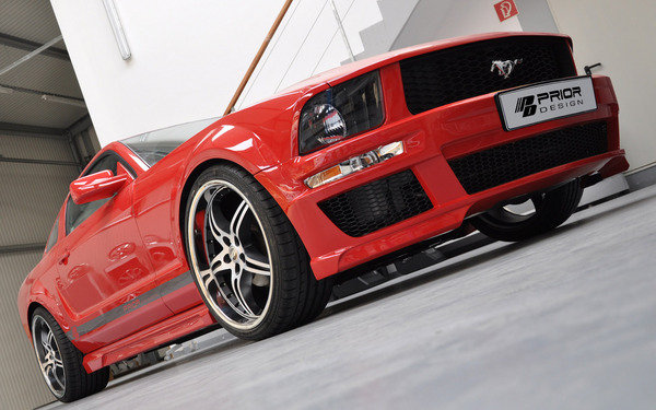 Ford Mustang by Prior Design