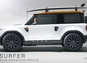 Land Rover Defender by Project Kahn