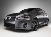 2012 Lexus CT 200h F-Sport Special Edition - image 418901