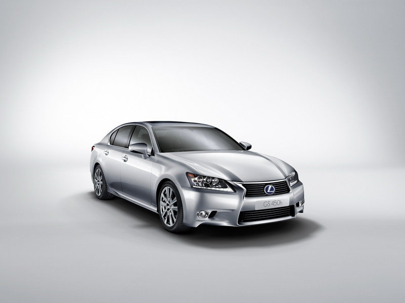 2013 Lexus GS 450h High Resolution Exterior - image 416293