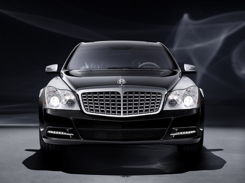 2011 Maybach Edition 125!