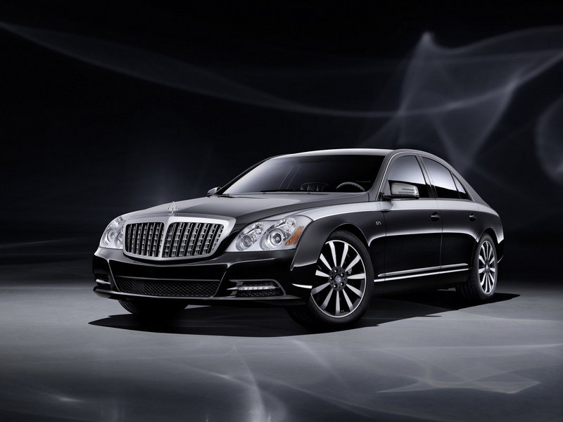 2011 Maybach Edition 125! High Resolution Exterior Wallpaper quality - image 416850