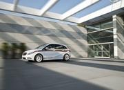2011 Mercedes-Benz B-Class E-Cell Plus Electric Concept - image 416741