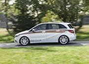 2011 Mercedes-Benz B-Class E-Cell Plus Electric Concept - image 416743