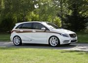 2011 Mercedes-Benz B-Class E-Cell Plus Electric Concept - image 416744