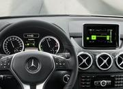 2011 Mercedes-Benz B-Class E-Cell Plus Electric Concept - image 416746