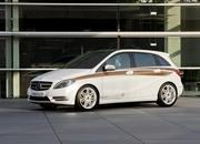 2011 Mercedes-Benz B-Class E-Cell Plus Electric Concept - image 416727