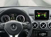 2011 Mercedes-Benz B-Class E-Cell Plus Electric Concept - image 416747