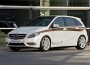 2011 Mercedes-Benz B-Class E-Cell Plus Electric Concept - image 416728